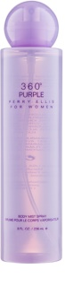 Perry Ellis 360° Purple spray corpo da donna