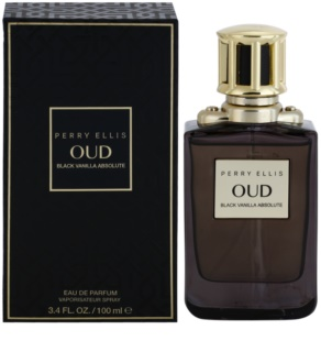 Perry Ellis Oud Black Vanilla Absolute parfumska voda uniseks