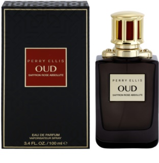 Perry Ellis Oud Saffron Rose Absolute парфумована вода унісекс