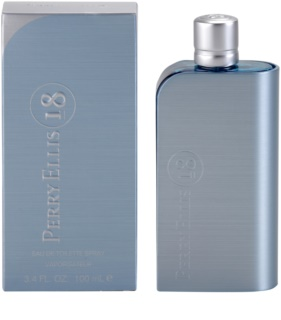 Perry Ellis 18 eau de toilette per uomo 100 ml