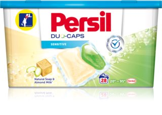 Persil Duo-Caps Sensitive Dosettes de lessive