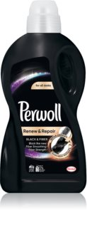 Perwoll Renew & Repair Black & Fiber gel lavant