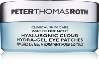 Peter Thomas Roth Water Drench pernuțe de gel hidratant zona ochilor