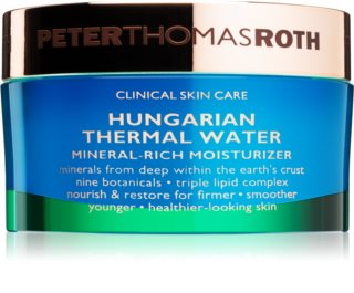 Peter Thomas Roth Hungarian Thermal Water crème riche hydratante  aux minéraux