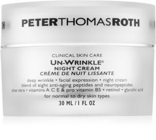 Peter Thomas Roth Un-Wrinkle Anti-Wrinkle Night Cream