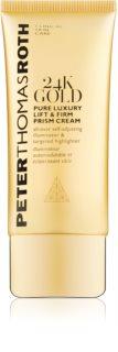 Peter Thomas Roth 24K Gold Lyxig uppljusande ansiktskräm som mjukgör och stärker