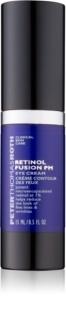 Peter Thomas Roth Retinol Fusion PM crema notte lisciante antirughe per il contorno occhi