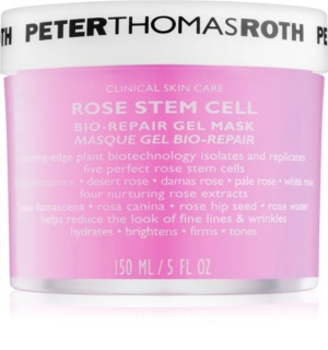 Peter Thomas Roth Rose Stem Cell máscara de gel renovadora anti-envelhecimento