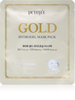 Petitfee Gold masque hydrogel intense à l'or 24 carats