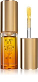 Petitfée Super Seed Oil Intensivt närande olja för läppar
