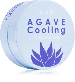 Petitfée Agave Cooling освіжаюча та заспокоююча маска для шкріри навколо очей