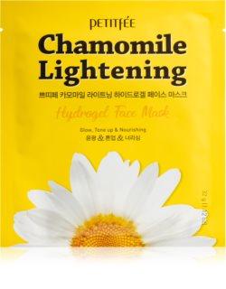 Petitfée Chamomile Lightening Lightening Mask for Radiance and Hydration