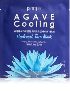 Petitfée Agave Cooling intenzivní hydrogelová maska pro zklidnění pleti