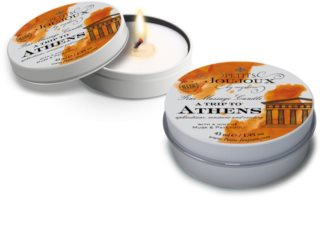 Petits JouJoux A Trip to Athens massage candle