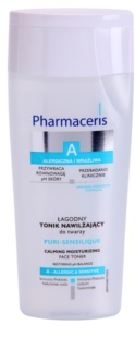 Pharmaceris A-Allergic&Sensitive Puri-Sensilique lotion tonique hydratante à l'acide hyaluronique