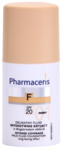 Pharmaceris F-Fluid Foundation Long-Lasting High-Coverage Foundation SPF 20