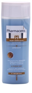 Pharmaceris H-Hair and Scalp H-Purin Dry szampon przeciwłupieżowy do suchej i wrażliwej skóry głowy