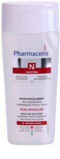 Pharmaceris N-Neocapillaries Puri-Micellar Micellar Cleansing Water for Sensitive Skin
