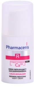 Pharmaceris R-Rosacea Calm-Rosalgin Soothing Night Cream for Sensitive, Redness-Prone Skin