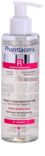 Pharmaceris R-Rosacea Puri-Rosalgin gel de limpeza apaziguador para a pele sensível com tendência a aparecer com vermelhidão