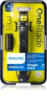 Philips OneBlade QP 2520/20 Elektrisk kropshår trimmer  til skæg