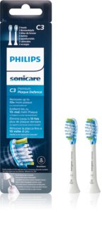 Philips Sonicare Premium Plaque Defence Standard Replacement Heads For Toothbrush