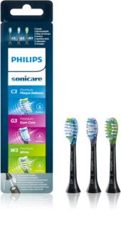 Philips Sonicare Premium Combination Standard HX9073/33 ανταλλακτική κεφαλή για οδοντόβουρτσα