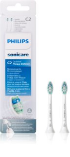 Philips Sonicare Optimal Plaque Defense Standard Replacement Heads For Toothbrush