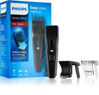 Philips Hair Clipper   HC3510/15 Hius- Ja Partaleikkuri