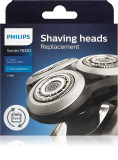 Philips Series 9000 SH90/70 Spare Heads for Shaving
