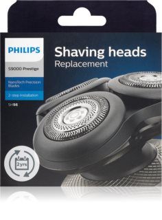 Philips Series 9000 Prestige SH98/70 Spare Heads for Shaving