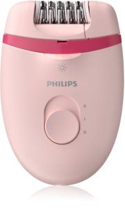 Philips Satinelle Essential BRE285/00 depilator z futerałem