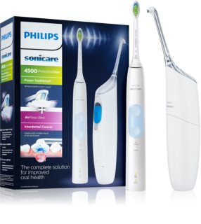 Philips Sonicare ProtectiveClean & AirFloss Ultra Dental Care Set