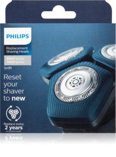 Philips 5000/7000 Series SH71/50 Vaihdettavat Karvanpoistopäät