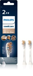 Philips Sonicare Prestige HX9092/10 Replacement Heads For Toothbrush 2 pcs