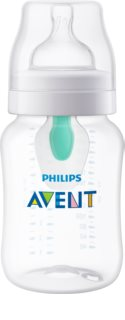 Philips Avent Anti-colic Airfree biberon pentru sugari anti-colici 1m+