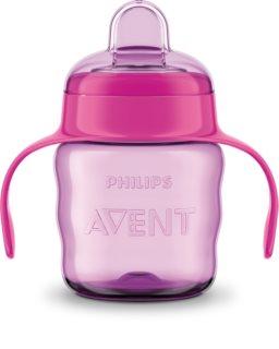 Philips Avent Classic чашка з ручками 6m+ Girl