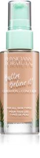 Physicians Formula Butter Believe It! 2-i-1 Creme concealer og foundation