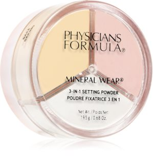 Physicians Formula Mineral Wear® Mineraalijauhe 3 in 1