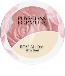 Physicians Formula Rosé All Day Illuminating Powder With Balm