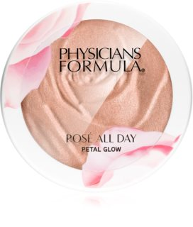 Physicians Formula Rosé All Day Pudra compacta ce ofera luminozitate