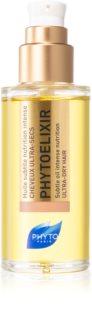 Phyto Phytoelixir huile nourrissante intense pour cheveux très secs