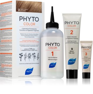 Phyto Color Hair Color Ammonia - Free