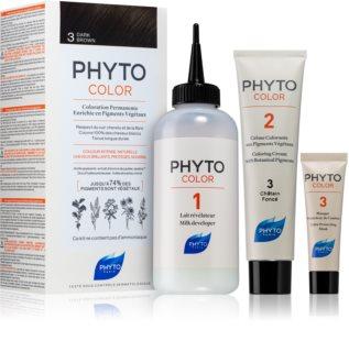 Phyto Color фарба для волосся без аміаку