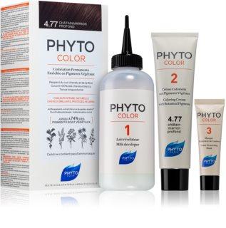 Phyto Color βαφή μαλλιών χωρίς αμμωνία