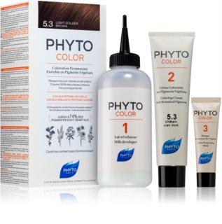 Phyto Color боя за коса без амоняк