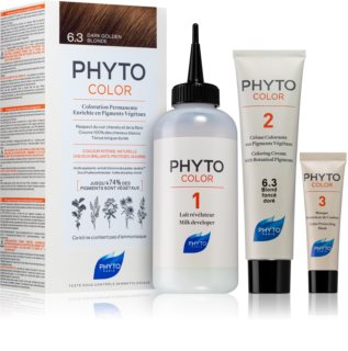 Phyto Color farba do włosów bez amoniaku