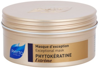 Phyto Phytokératine Extrême Regenerating Mask for Severely Damaged and Brittle Hair