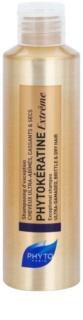 Phyto Phytokératine Extrême Regenerating Shampoo for Severely Damaged and Brittle Hair