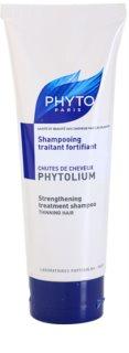 Phyto Phytolium укрепляющий шампунь против выпадения волос